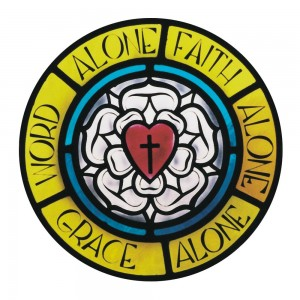 Faith Alone, Grace Alone, Word Alone